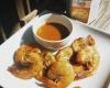 Camellas Kitchen Spicy Mango Chutney with Grilled Shrimp Camellas Kitchen